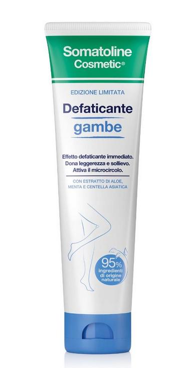 SOMATOLINE DEFATICANTE GAMBE 100ml