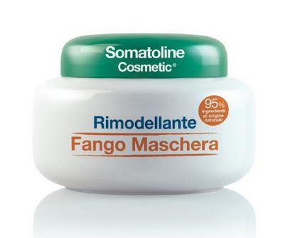 SOMATOLINE FANGO MASCHERA RIMODELLANTE 500g