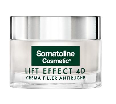SOMATOLINE LIFT EFFECT 4D CREMA FILLER ANTIRUGHE 50ml