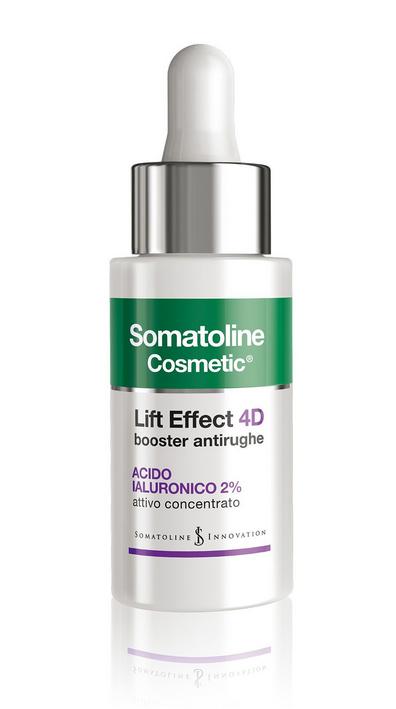 SOMATOLINE LIFT EFFECT 4D FILLER BOOSTER ANTIRUGHE 30ml