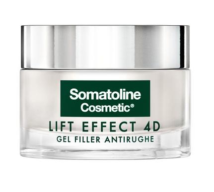 SOMATOLINE LIFT EFFECT 4D GEL FILLER ANTIRUGHE 50ml