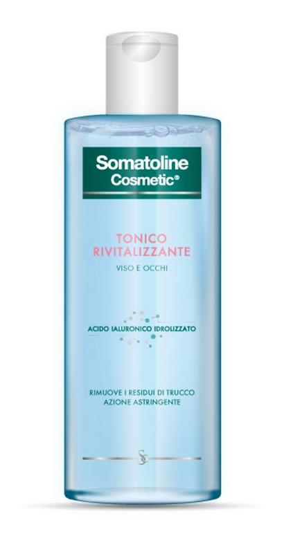 SOMATOLINE TONICO RIVITALIZZANTE VISO E OCCHI 400ml
