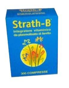 STRATH B INTEGRATORE ALIMENTARE PER IL RECUPERO E PER IL SISTEMA IMMUNITARIO - 300 COMPRESSE