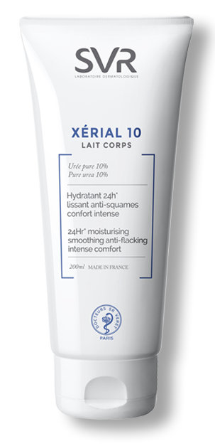 SVR XERIAL 10 LATTE CORPO 200 ml