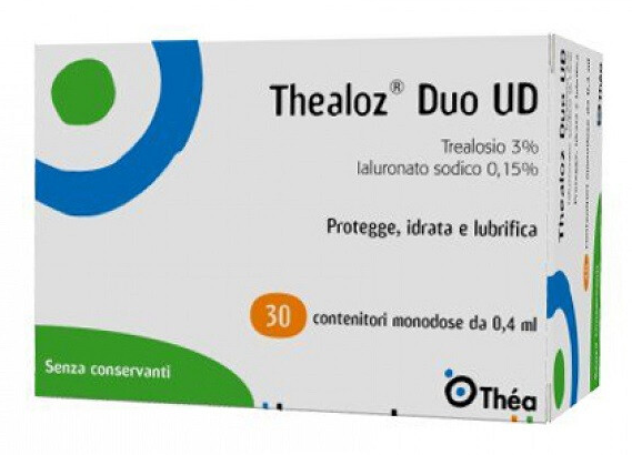 THEALOZ DUO UD 30 MONODOSI DA 0,4ml
