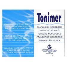 TONIMER FLACONCINI MONODOSE 30 da 5 ml