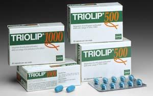 TRIOLIP 500 30 capsule