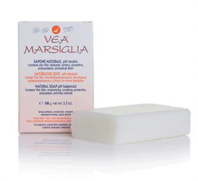 VEA MARSIGLIA SAPONE NATURALE pH NEUTRO 100 G