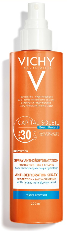 VICHY CAPITAL SOLEIL SPRAY ANTI DISIDRATAZIONE SPF 30