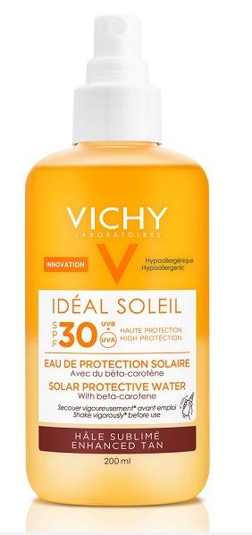 VICHY IDEAL SOLEIL ACQUA SOLARE PROTETTIVA ABBRONZATURA INTENSA SPF 30