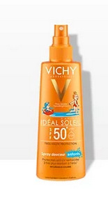 VICHY IDEAL SOLEIL SPRAY DOLCE BAMBINI SPF 50+