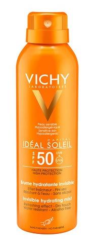 VICHY IDEAL SOLEIL SPRAY INVISIBILE IDRATANTE SPF 50