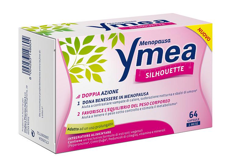 YMEA SILHOUETTE Menopausa (32 cpr giorno+32 cpr notte)