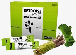 ZUCCARI DETOXASE 10 DAYS TOTAL BODY RESET - INTEGRATORE ALIMENTARE