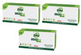 3 OMEGA 3 ENERZONA 5 flaconcini da 33,3 ml DIETA ZONA