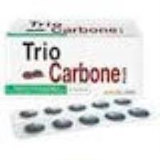 4 CONF.  TRIOCARBONE PLUS 40 CPR