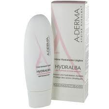 A-DERMA HYDRALBA CREMA IDRATANTE LEGGERA 40 ml