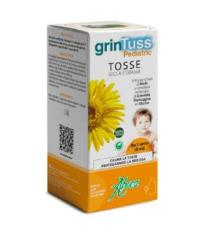 ABOCA GRINTUSS PEDIATRIC SCIROPPO 180 g