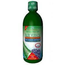 ALOE VERA ESI CON SUCCO DI MIRTILLO  500 ml