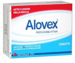 ALOVEX PROTEZIONE ATTIVA CEROTTI - 15 PEZZI
