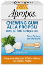 APROPOS CHEWING GUM ALLA PROPOLI - 25 G
