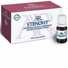 ARD STENOVIT 10 FLACONCINI da 10 ml