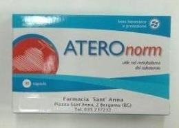 ATERONORM utile nel metabolismo del colesterolo  30 capsule