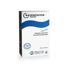 BASENPULVER - INTEGRATORE DI SALI MINERALI IN POLVERE - 100 G