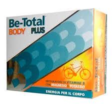 BE TOTAL BODY PLUS - INTEGRATORE VITAMINICO - 20 BUSTINE