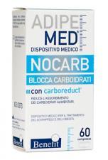 BENEFIT ADIPE MED NOCARB 60 Compresse