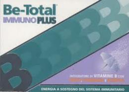 BE-TOTAL IMMUNO PLUS - INTEGRATORE ALIMENTARE - 14 BUSTINE