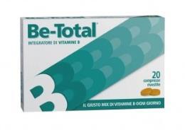 BE-TOTAL INTEGRATORE ALIMENTARE VITAMINA B 20 COMPRESSE