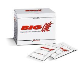 Big one aminoacidi 20 buste integratiore dietetico