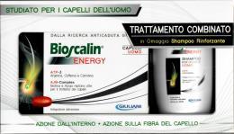 BIOSCALIN ENERGY CAPELLI UOMO 30 Cpr IN OMAGGIO SHAMPOO ENERGY RINFORZANTE 100ml