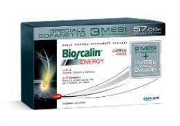 BIOSCALIN ENERGY CAPELLI UOMO 90 COMPRESSE