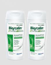 BIOSCALIN PHYSIOGENINA SHAMPOO FORTIFICANTE RIVITALIZZANTE 200 + 200 ml