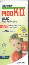 BIOSCALIN SPRAY PIDOKO olio 75 ml anti-pidocchi