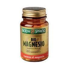 BODY SPRING BIO MAGNESIO - 60 COMPRESSE