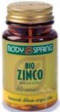 BODY SPRING BIO ZINCO - 60 COMPRESSE