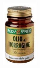 BODY SPRING OLIO DI BORRAGINE - 50 CAPSULE