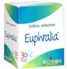 BOIRON EUPHRALIA COLLIRIO SOLUZIONE 30 MONODOSE