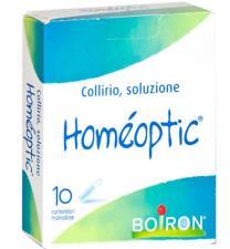 BOIRON HOMEOPTIC COLLIRIO SOLUZIONE 10 MONODOSE