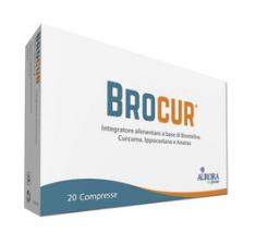 BROCUR 20 COMPRESSE