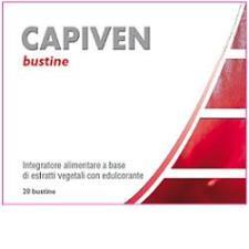 CAPIVEN INTEGRATORE ALIMENTARE - 20 BUSTE