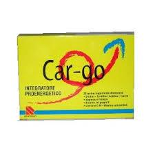 CAR-GO INTEGRATORE PROENERGETICO - 20 BUSTE DA 4 G