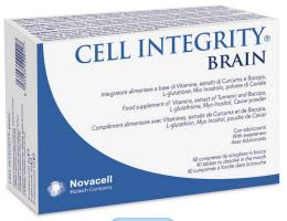 CELL INTEGRITY BRAIN 40 COMPRESSE