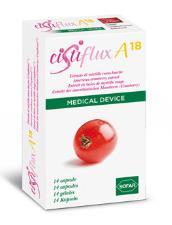 CISTIFLUX A18 integratore mirtillo rosso 14 capsule