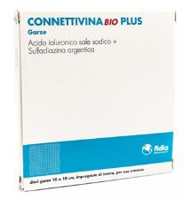 CONNETTIVINA BIO PLUS 10 GARZE