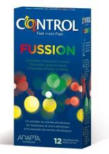 CONTROL FUSSION CIOCCOLATO PESCA MENTA 12 pezzi