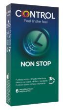 CONTROL NON STOP RILIEVI E NERVATURE più EFFETTO RITARDANTE 6pezzi